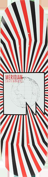 MERIDIAN WORLD BROADCAST DECK-8.5
