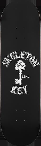 SKELETON KEY KEY LOGO DECK-8.3 BLACK