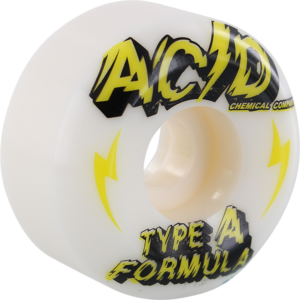 ACID TYPE A SIDECUT POWER 99a WHITE x4