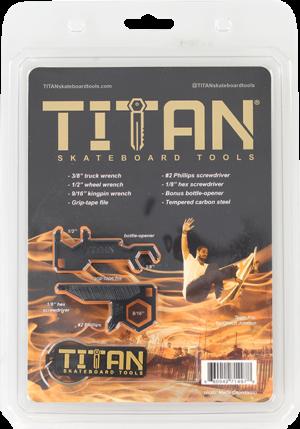 TITAN SKATE TOOL BLACK