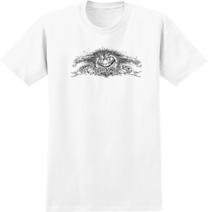 Anti Hero GRIMPLE EAGLE SS S-WHT/BLK