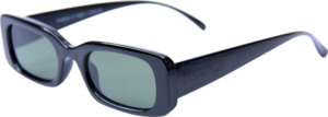 HAPPY HR SUNGLASSES PICCADILLY BLACK GLOSS