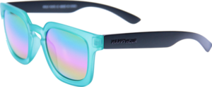 HAPPY HR SUNGLASSES WOLF PUP ELECTRIC BLUE LEABRES