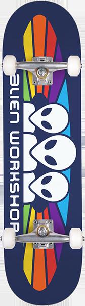 Alien Workshop SPECTRUM COMPLETE-7.5 NAVY