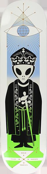 Alien Workshop POPSON HIGH PRIEST DECK-8.0