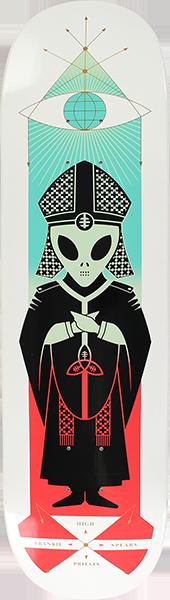 Alien Workshop SPEARS HIGH PRIEST DECK-8.5