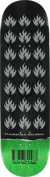 BLL FLAMMABLE MATERIAL DECK-8.5 ASSORTED