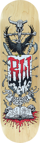 BLOOD WIZARD BATTLE DECK-8.5