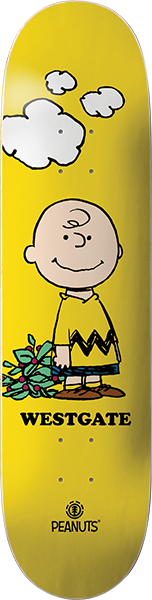 Element WESTGATE PEANUTS CHARLIE BROWN DECK-8.0