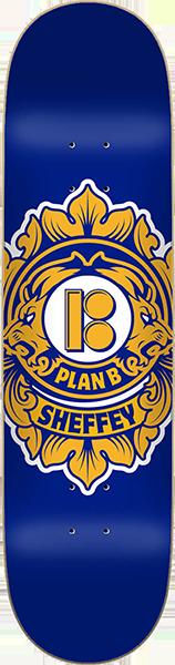 PLAN B SHEFFEY LIONS DECK-8.25