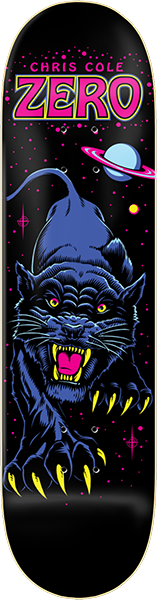 ZERO COLE BLACK PANTHER DECK-8.0