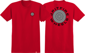 Spitfire CLASSIC 87' SWIRL SS M-RED/BLK