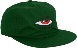 Toy Machine BLOODSHOT HAT ADJ-SPRUCE GREEN