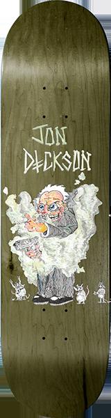 DEATH WISH DICKSON MICE & MEN DECK-8.3