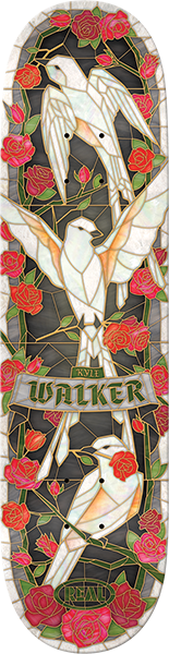 REAL WALKER CATHEDRAL DECK