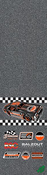 BRONSON BRONSON RACER GRIP 1PC