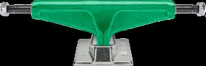 VENTURE HI 5.6 V-HOLLOW LIGHT ANODIZED GREEN x2