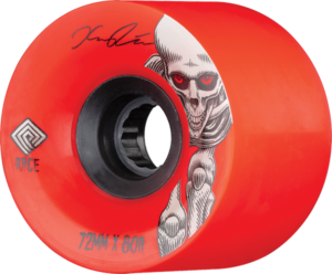 Powell Peralta KEVIN REIMER 80a RED/BLK x4