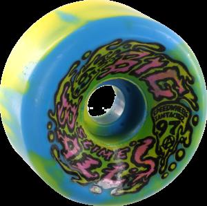 SLIME BALLS BIG BALLS 97a BLU/YEL SWL x4