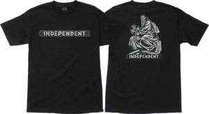 Independent SET IN STONE SS BLACK