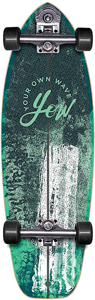 YOW SURFSKATE NAZARE FREEWAY COMP-9.75x32
