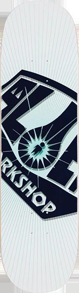 Alien Workshop OG BURST DECK-8.5 WHT/BLU/BLK