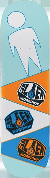Alien Workshop OG REPEATER DECK-8.62