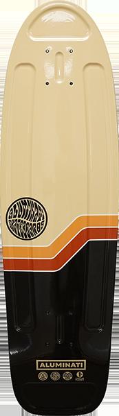 ALUMINATI VAN JERRY DECK-8.12x28