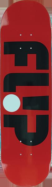 FLIP ODYSSEY LOGO DECK-8.13 RED