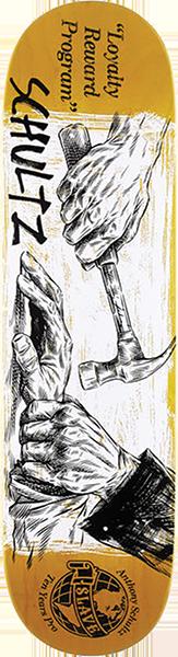 SLAVE SCHULTZ 10 YEARS HELPING HAND DECK-8.37 ASST