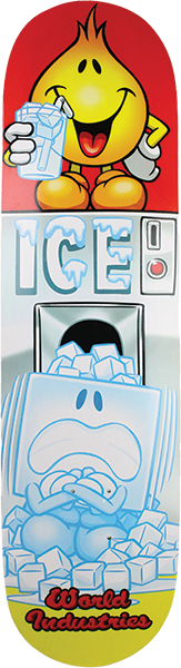 WI ICE CUBE WILLY DECK