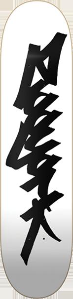 ZOO OG 95 TAG DECK WHITE/BLACK