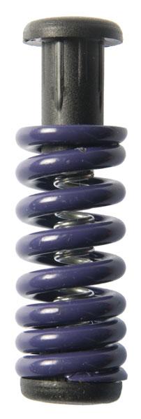SEISMIC G5 SPRINGS HEAVY-PURPLE 2pcs x2