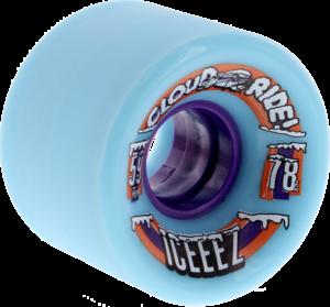 CLOUD RIDE! ICEEEZE 78a LT.BLUE x4