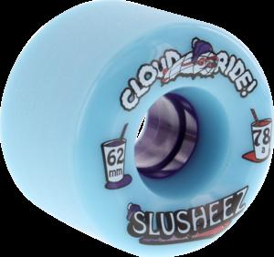 CLOUD RIDE! SLUSHEEZ 78a LT.BLUE x4