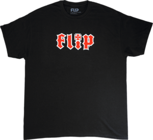 FLIP HKD SS BLACK