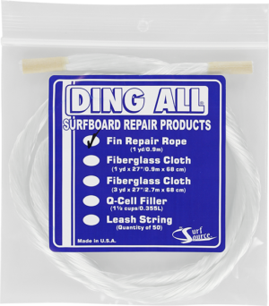 DING ALL FIN ROPE -1 yard