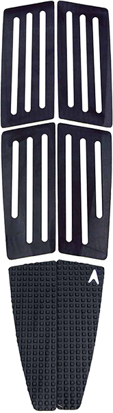 ASTRODECK 314 HF SUP 3/4 DECK H.F. TRACTION BLACK