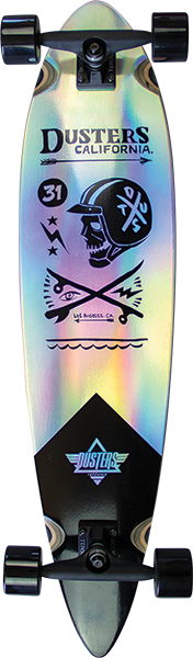DUSTERS MOTO COSMIC COMPLETE-8.75x37 HOLOGRAPHIC