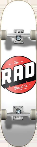 RAD LOGO CLASSIC COMPLETE-8.0 WHITE