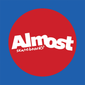 Almost SHAPES STICKER SINGLE