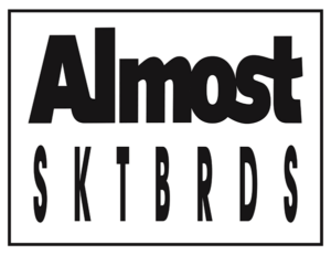 Almost TAILERED STICKER SINGLE