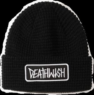 DEATH WISH DEATHSPRAY BLK BEANIE