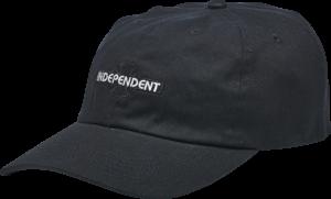 Independent O.G.B.C. PATCH HAT ADJ-BLACK