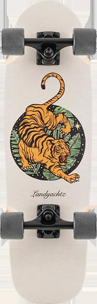 LANDYACHTZ DINGHY BLUNT FENDER PAPER TIGER COMP-8.6x28.5