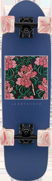 LANDYACHTZ DINGHY CLASSIC HIBISCUS COMPLETE-8.6x28.5