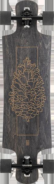 LANDYACHTZ DROP HAMMER BLACK PINECONE COMPLETE-10x36.5