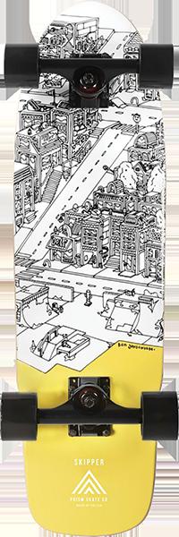PRISM BEN JUNDANIAN SKIPPER COMPLETE-7.75x27