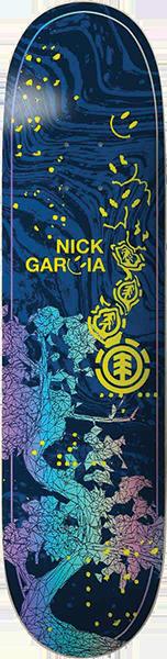 Element GARCIA LOW POLY DECK