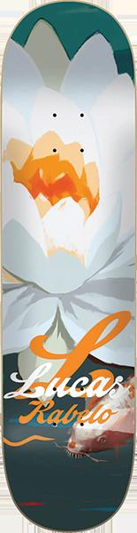 FLIP RABELO FLOWER POWER DECK-8.1